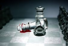 Chess 03 Royalty Free Stock Photography
