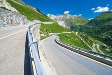 Free Grimsel Pass, Switzerland Royalty Free Stock Photo - 19952985