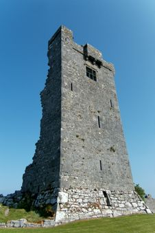 Free Tower In Ruins Stock Photography - 19953602