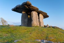 Free Poulnabrone Stock Images - 19953604