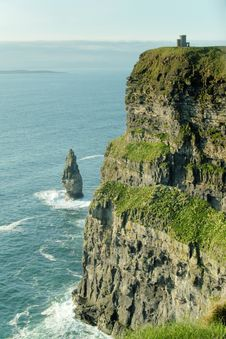 Free Cliffs Of Moher Royalty Free Stock Photo - 19953615