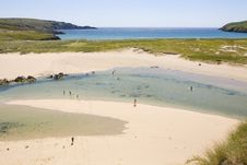 Free Barley Cove Beach, West Cork, Ireland Royalty Free Stock Image - 19954376
