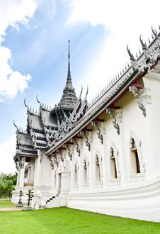 Free Temple  In Thailand Stock Photo - 19954990