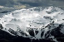 Free Mt. Whistler Royalty Free Stock Image - 19955436