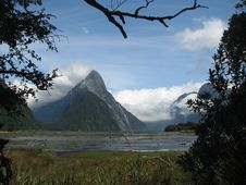 Free Milford Sounds, New Zealand Stock Image - 19955591