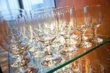 Free Cocktail Glasses Stock Photo - 19956840