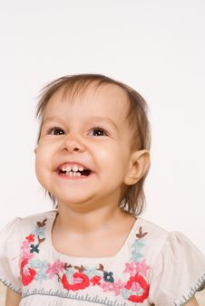 Free Nice Baby Portrait Stock Photos - 19957563