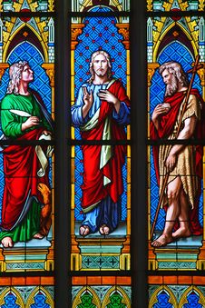Free Stained Glass Window Stock Images - 19957724