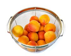 Apricots 012 Stock Photography