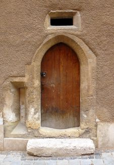 Free Old Door Stock Images - 19958474