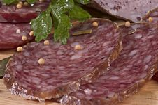 Free Salami Stock Photos - 19958813