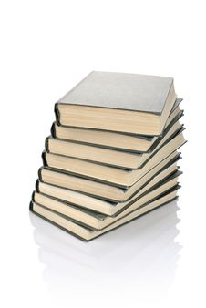 Free Old Books Stack Stock Photography - 19958842