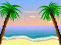 Free Frame Of Tropical View Stock Photos - 19961883