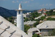 Pocitelj, Bosnia And Herzegovina Royalty Free Stock Photo