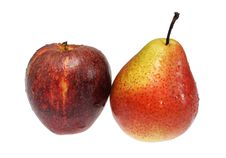 Free Apple And Pear Stock Images - 19961594