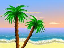 Free Tropical View Stock Photos - 19961853