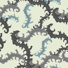 Gray Pattern Stock Photo