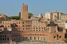 Free Sunny Rome Stock Image - 19962371