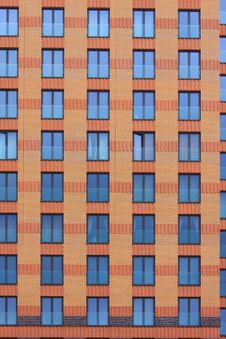Skyscraper S Windows Stock Photos