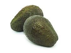 Free Green Avocados Stock Images - 19963744