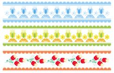 Free Decorative Strips Stock Images - 19963804