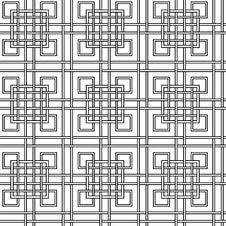 Free Geometrical Seamless Pattern Royalty Free Stock Photo - 19965585