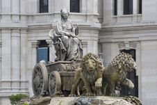 Free Cibeles 2 Stock Photography - 19965902
