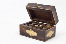 Free Treasure Box Stock Images - 19967234