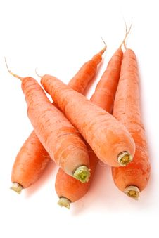 Free Carrots Stock Image - 19967481