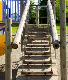Free Jungle Gym Ladder Stock Photos - 19968163