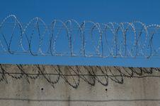 Free Razor Wire. Stock Photography - 19968312