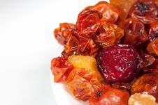 Free Candied Fruit. Royalty Free Stock Photos - 19968568