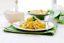 Free Tortellini With Butter And Sage Stock Photos - 19968623