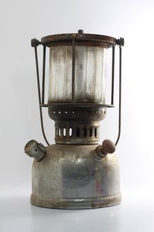 Free Old Lamp Stock Image - 19968661