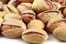Free Pistachios. Royalty Free Stock Images - 19969579
