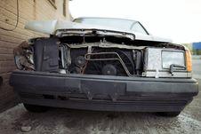 Free Damaged Car Stock Photos - 19969983