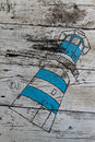 Free Lighthouse On Wooden Board Royalty Free Stock Photo - 19971005