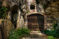 Free Built Into The Rock Royalty Free Stock Photo - 19972725