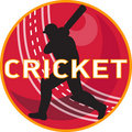 Free Cricket Player Batsman Sports Ball Stock Photography - 19973662