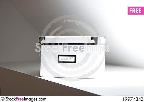 Free Wedding Prepare Box Stock Photography - 19974342