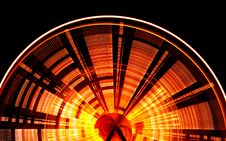 Free Giant Wheel At Night Royalty Free Stock Images - 19970519