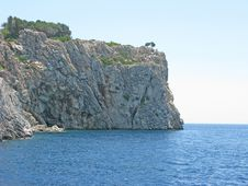 Free Aegean Sea Landscape Rock And Water Stock Photo - 19970610