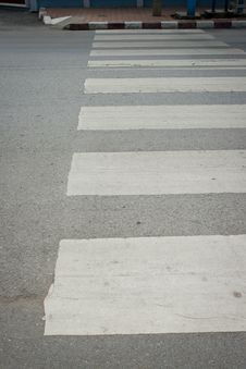 Free Crosswalk Stock Images - 19971044
