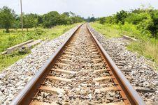 Free Railway Stock Photography - 19975052