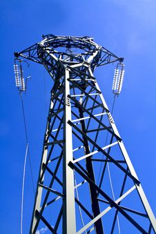 Free Pylon Royalty Free Stock Photos - 19975958