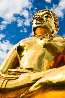Free Golden Buddha Stock Photos - 19976583