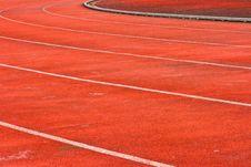 Free Run Lane Stock Photos - 19976733