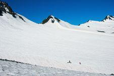 Free White Glacier Royalty Free Stock Image - 19976916