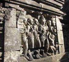 Free Borobudur Royalty Free Stock Photo - 19978235