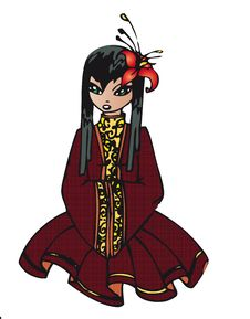 Free Geisha Royalty Free Stock Photos - 19979898